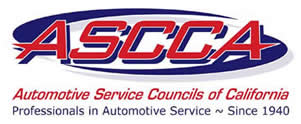 Member of Automotive Service Councils of California