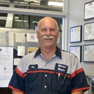 Dan - Master Technician